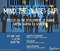 Mind the (Wage) gap: effects on the development of human capital across EU countries